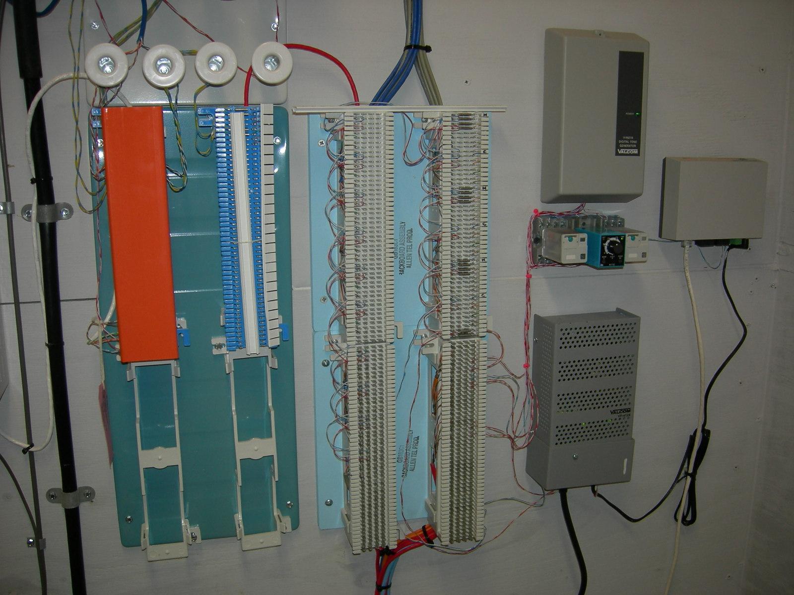 Fire Station Alerting System Design